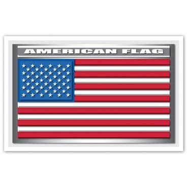 American Flag test